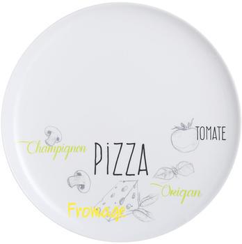 Ritzenhoff & Breker Pizzateller Friend's time 32 cm (12er-Set)