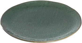 Leonardo Speiseteller Matera Keramik (32 cm) grün