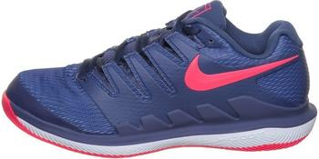 12ac515d345f82 Nike Air Zoom Vapor X Women blue recall white purple slate racer pink
