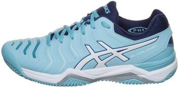 Asics Gel-Challenger 11 Clay Women porcelain blue/white/indigo blue