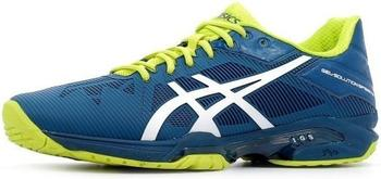 Asics Gel-Solution Speed 3 ink blue/white/sulphur spring