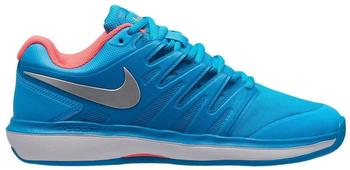 Nike Air Zoom Prestige Clay Women light blue fury/neo turquoise/white/metallic silver