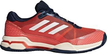 Adidas Barricade Club Clay collegiate navy/ecru tint/trace scarlet
