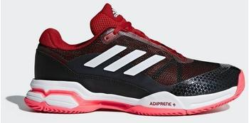 Adidas Barricade Club scarlet/ftwr white/core black