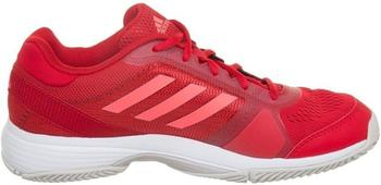 Adidas Barricade Club W scarlet/flash red/ftwr white