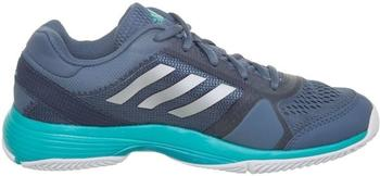 Adidas Barricade Club W tech ink/matte silver/hi-res aqua