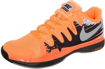 Nike NikeCourt Zoom Vapor 9.5 Tour Carpet atomic orange/metallic