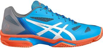 Asics Gel Lima Padel diva blue/white/shocking orange