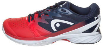 Head Sprint Pro 2.0 Clay red/black iris