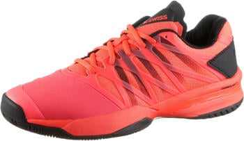 K-Swiss Ultrashot coral/black