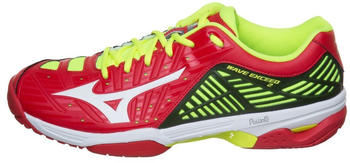 Mizuno Wave Exceed 2 AC mars red/white/safety yellow