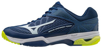Mizuno Wave Exceed Tour 2 AC diva blue/white/blue depths