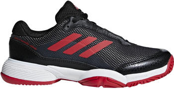 Adidas Barricade Club XJ black/red/white