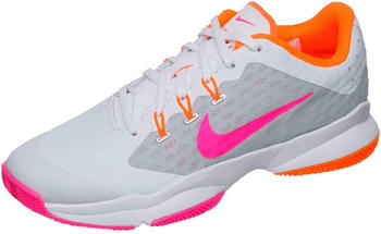 Nike NikeCourt Air Zoom Ultra Hard Court Women white/metallic silver/total orange/pink blast