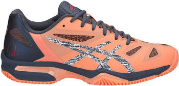 Asics Gel Lima Padel Women canteloupe/smoke blue/bright rose