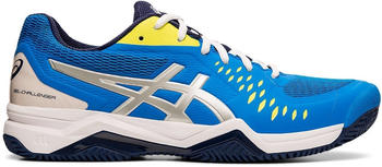 Asics Gel-Challenger 12 Clay electric blue/silver