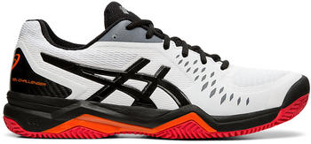 Asics Gel-Challenger 12 Clay white/black