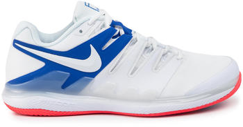 Nike NikeCourt Air Zoom Vapor X white/game royal/flash crimson/white