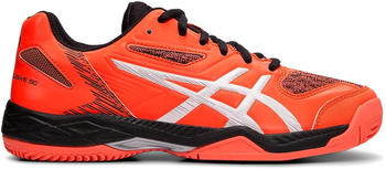 Asics Gel-Padel Exclusive 5 SG Women flash coral/white