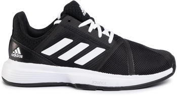 Adidas CourtJam Bounce core black/cloud white/matte silver