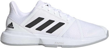 Adidas CourtJam Bounce cloud white/core black/matte silver