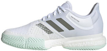 Adidas Solecourt cloud white/ legacy green/green tint