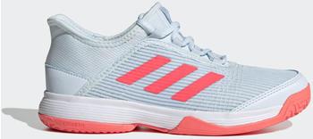 Adidas Adizero Club Kids sky tint/signal pink/cloud white (FV4133)
