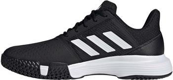Adidas Courtjam Bounce schwarz/weiß (FU8103)
