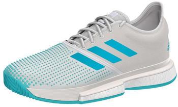 Adidas SoleCourt Boost X Parley weiß (G26301)