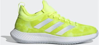 Adidas Defiant Generation Multicourt Solar Yellow/Halo Blue/Cloud White Canvas