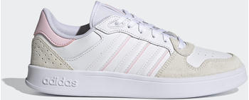 Adidas Breaknet Plus Women cloud white/cloud white/clear pink