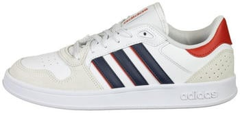 Adidas Breaknet Plus cloud white/crew navy/vivid red