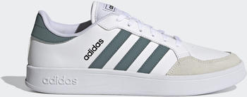 Adidas Breaknet Cloud White/Hazy Emerald/Core Black