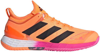 Adidas Adizero Ubersonic 4 screaming orange/core black/ screaming pink