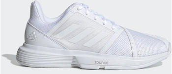 Adidas CourtJam Bounce cloud white/cloud white/matte silver