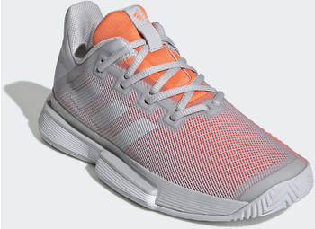 Adidas SoleMatch Bounce Clay Women light solid grey/light solid grey/hi-res coral (EF4461)