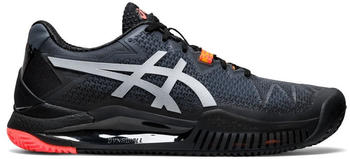 Asics Gel-Resolution 8 L.E. Clay schwarz (1042A123-010)