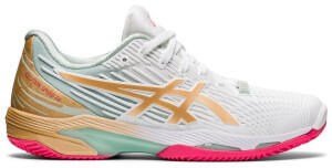 ASICS Asics Solution Speed FF 2 Clay Women white/champagne/gold