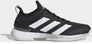 Adidas Adizero Ubersonic 4 core black/cloud white/silver metallic