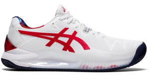 ASICS Asics Gel-Resolution 8 L.E. Clay white/classic red