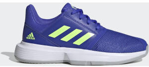 Adidas CourtJam Sonic Kids Ink/Signal Green/Cloud White
