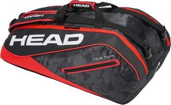 Head Tour Team 9R Supercombi black/red (283118)