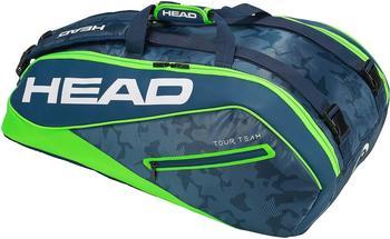 Head Tour Team 9R Supercombi navy/green (283118)