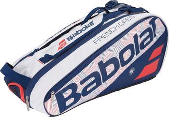 Babolat Pure French Open X6 blue/white/orange (751165)