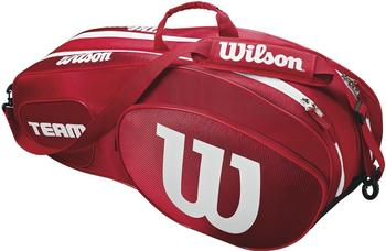 Wilson Team III 6 Pack red/white (WRZ857806)