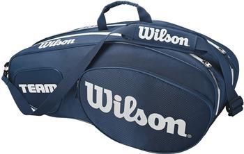 Wilson Team III 6 Pack blue/white (WRZ850806)