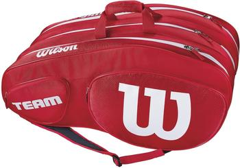 Wilson Team III 12 Pack red/white (WRZ857812)