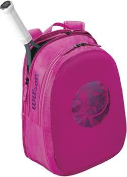 Wilson Junior Backpack pink (WRZ641895)
