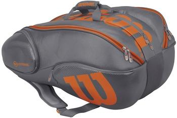 Wilson Burn 15 Pack grey/orange (WRZ844715)