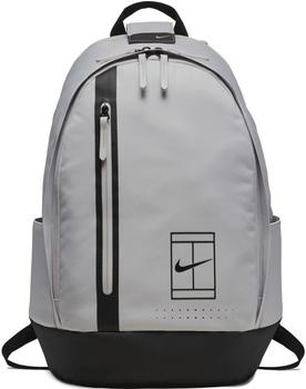Nike Court Advantage Backpack vast grey/black/black (BA5450)